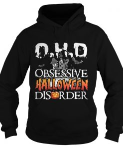 The DHO Obsessive Halloween Disorder Hoodie