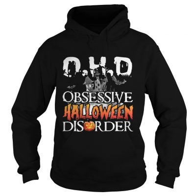 The DHO Obsessive Halloween DisorderHoodie