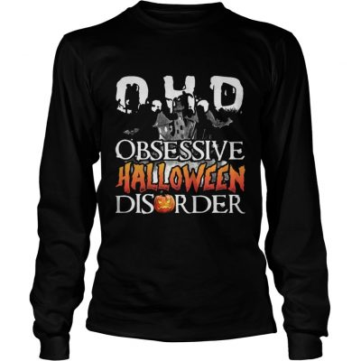 The DHO Obsessive Halloween Disorder Sweater