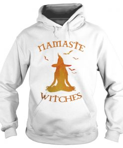 Halloween Namaste Witches Hoodie