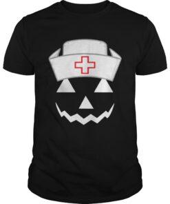Guys Nurse Halloween shirt