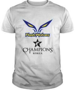 The Championship Lol Esports 2018 Flash Wolves Guys