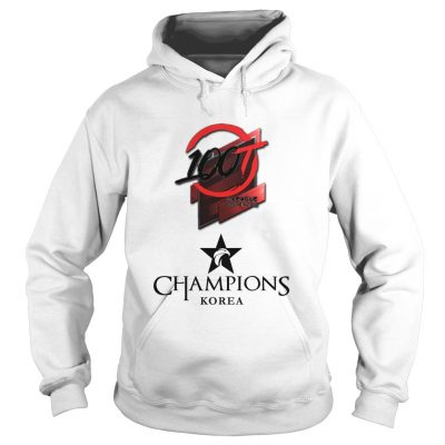 Hoodie The Championship Lol Esports 2018 100 Thieves Shirt