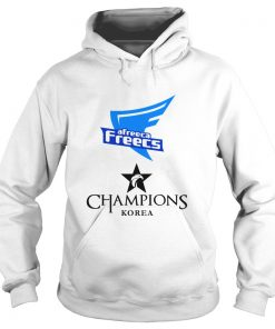 Hoodie The Championship Lol Esports 2018 Afreeca Freecs Shirt