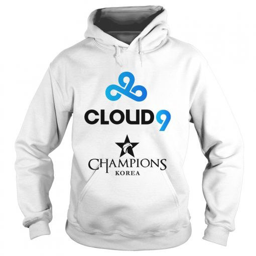 Hoodie The Championship Lol Esports 2018 Cloud9 Shirt