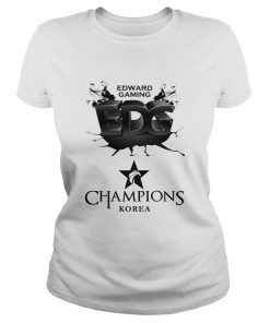 Youth The Championship Lol Esports 2018 Edward Gaming Shirt