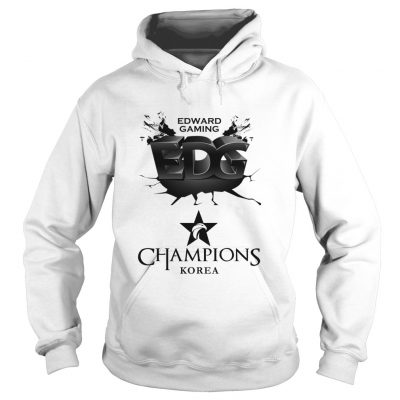 Hoodie The Championship Lol Esports 2018 Edward Gaming Shirt