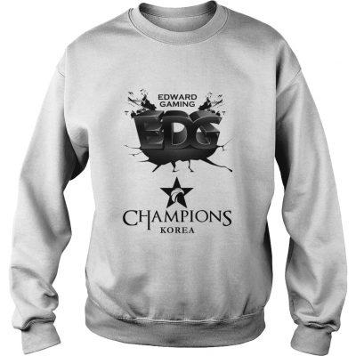 Sweater The Championship Lol Esports 2018 Edward Gaming Shirt