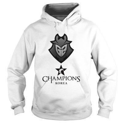 Hoodie The Championship Lol Esports 2018 G2 Esports Shirt