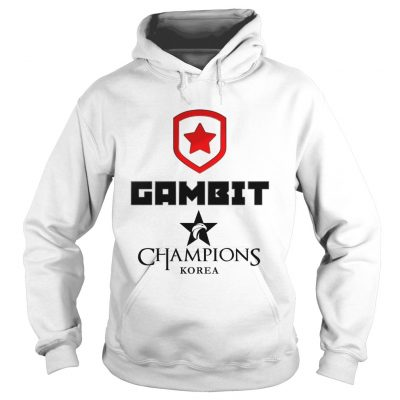 Hoodie The Championship Lol Esports 2018 Gambit Esports Shirt