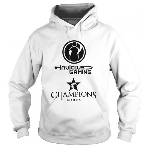 Hoodie The Championship Lol Esports 2018 Invictus Gaming Shirt