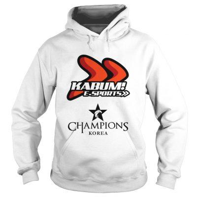 Hoodie The Championship Lol Esports 2018 KaBuM! e-Sports Shirt