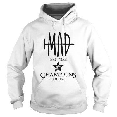 Hoodie The Championship Lol Esports 2018 Mad Team Shirt