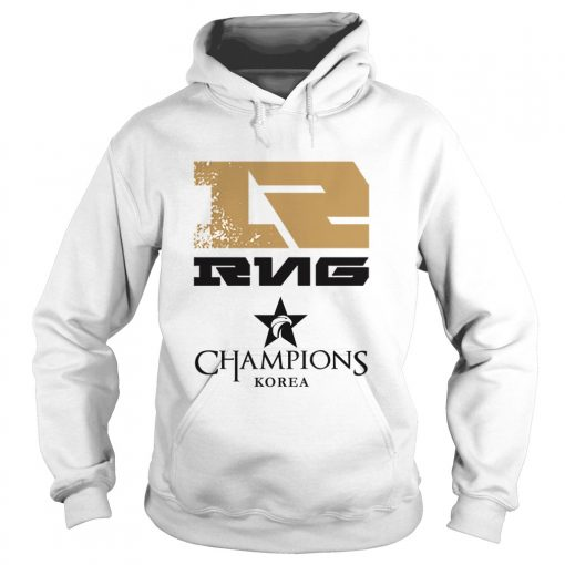Hoodie The Championship Lol Esports 2018 Royal Never Give Up Shirt