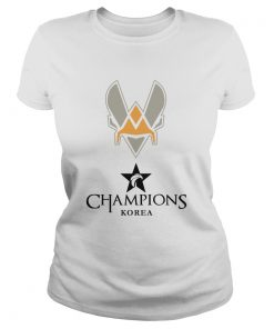 Ladies Tee The Championship Lol Esports 2018 Team Vitality Shirt