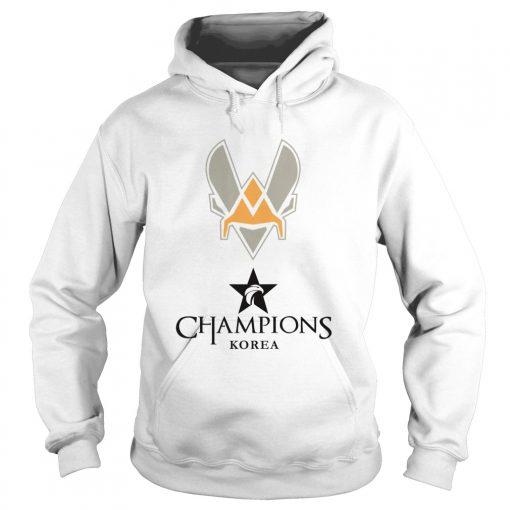 Hoodie The Championship Lol Esports 2018 Team Vitality Shirt