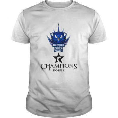 Guys The Championship Lol Esports 2018 Bahçeşehir Supermassive Shirt