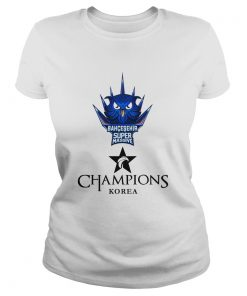 Ladies Tee The Championship Lol Esports 2018 Bahçeşehir Supermassive Shirt