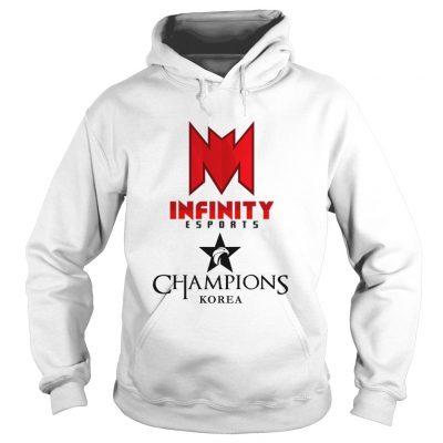 Hoodie The Championship Lol Esports 2018 Infinity eSports Shirt