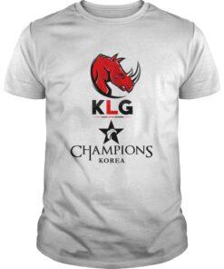 Guys The Championship Lol Esports 2018 Kaos Latin Gamers Shirt