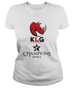 Ladies Tee The Championship Lol Esports 2018 Kaos Latin Gamers Shirt