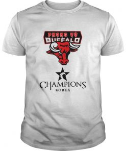 Guys The Championship Lol Esports 2018 Phong Vũ Buffalo Shirt