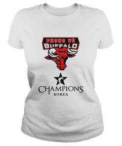 Ladies Tee The Championship Lol Esports 2018 Phong Vũ Buffalo Shirt