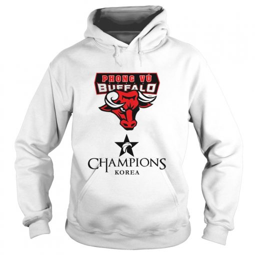 Hoodie The Championship Lol Esports 2018 Phong Vũ Buffalo Shirt