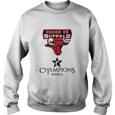 Sweat The Championship Lol Esports 2018 Phong Vũ Buffalo Shirt