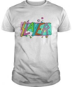 Guys Official 2018 Slayer shirt