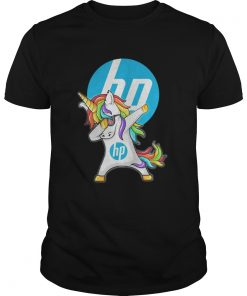 Guys Hp Unicorn Dabbing shirt