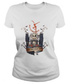 Ladies Tee Halloween Jack Skellington Dave Matthews Band shirt