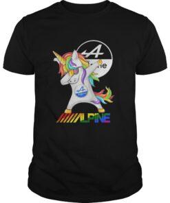 Alpine Electronics Unicorn Dabbing classic guys