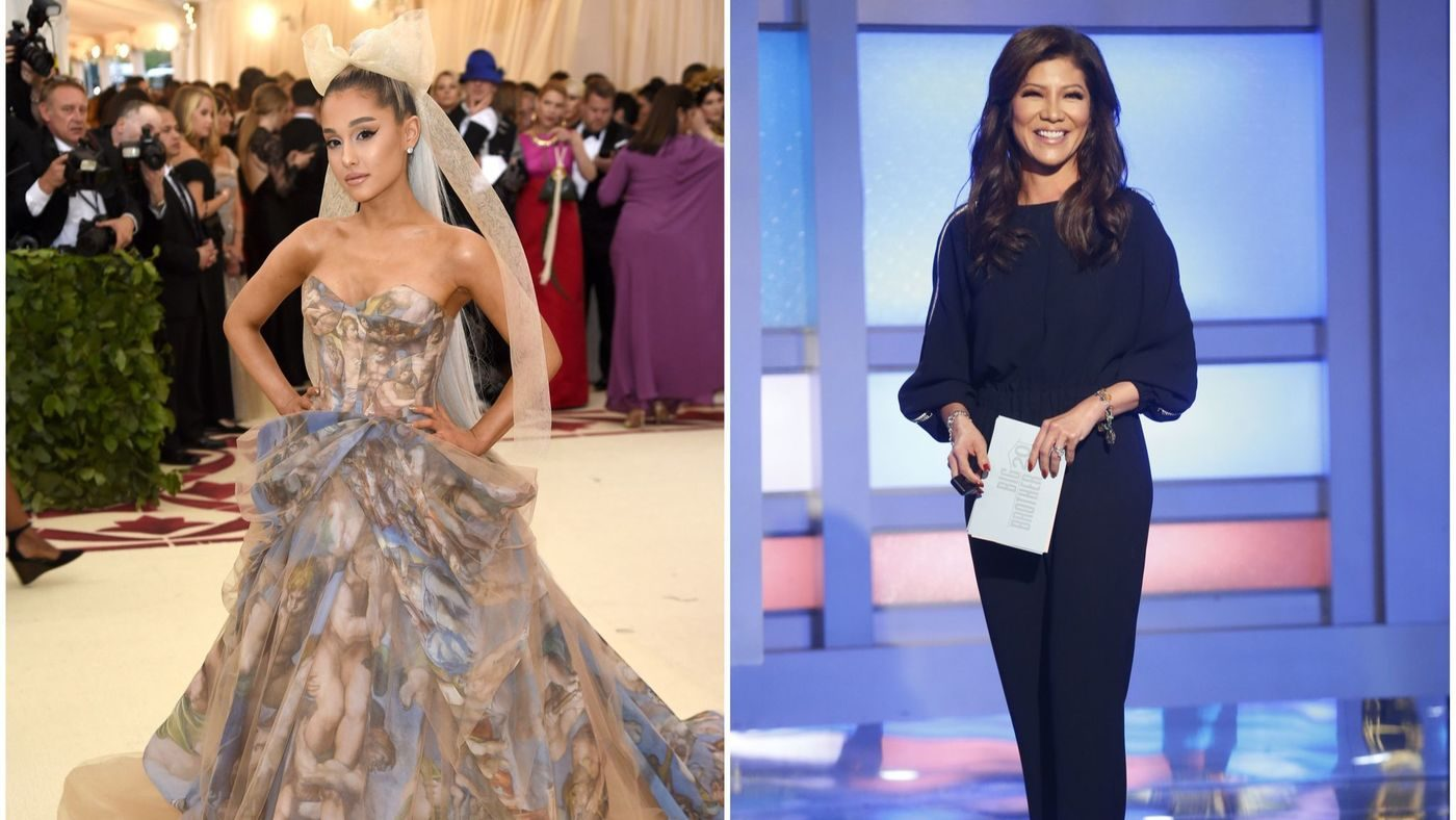 Ariana Grande and Julie Chen get trapped by the blame game