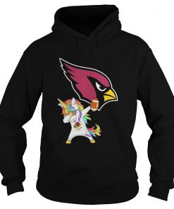 Arizona Cardinals Football Unicorn Dabbing Hip Hop hoodie