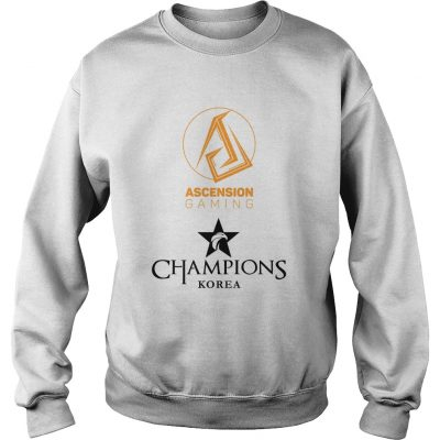 Ascension Gaming Championship Lol Esports 2018 sweatshirt