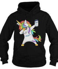 Busch Light Unicorn Dabbing hoodie