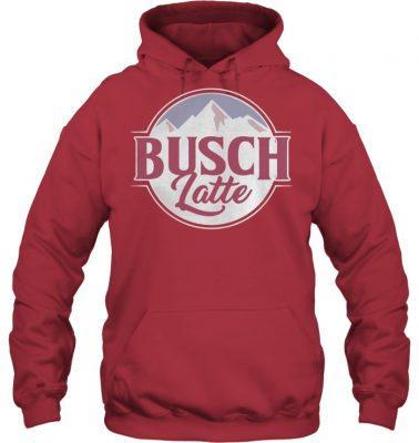 Busch latte busch light shirt