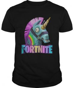 Fortnite Battle Royale Unicorn shirt