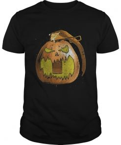 Frag-o-lantern Pumpkin Shirt