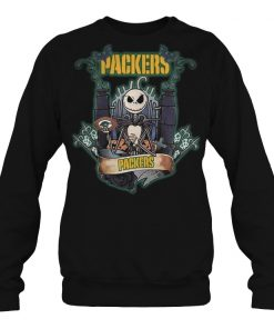 Halloween Jack Skellington Packers
