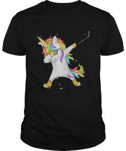 Ice hockey Unicorn Dabbing classic guys