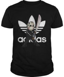 Jason Adidas shirt