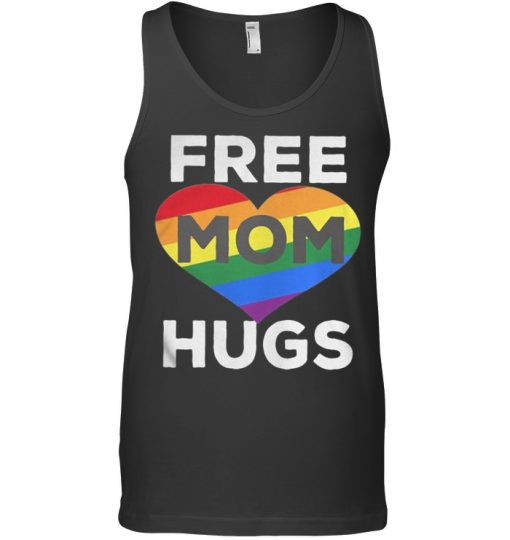 LGBT free mom hugs shirt