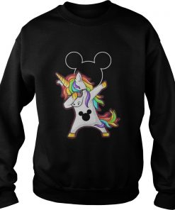 Mickey Unicorn Dabbing sweatshirt