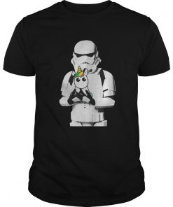 Star Wars Stormtrooper and Unicorn shirt