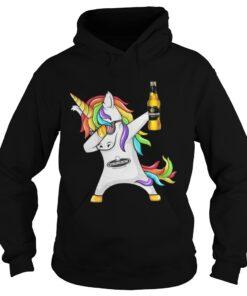 Strongbow Unicorn Dabbing hoodie