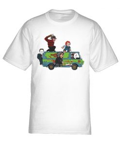 The Massacre Machine Horror Scooby Doo shirt