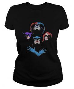 Ladiess tee DC Girls Power Queen Bohemian Rhapsody shirt