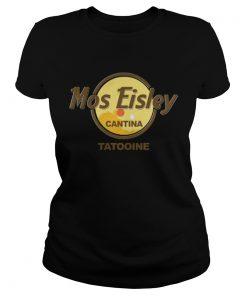 Ladies tee Mos Eisley Cantina Tatooine shirt
